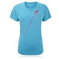 Ronhill Trail Women's Mountain Goat T-Shirt