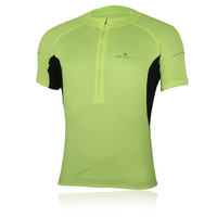 Ronhill Bike Short Sleeve Half Zip Cycling Top