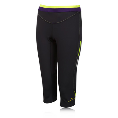 Ronhill Vizion Contour Women's Capri Running Tights picture 1