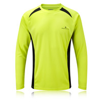 Ronhill Pursuit Junior Long Sleeve Running Top