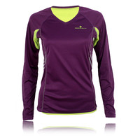 Ronhill Vizion Women's Long Sleeve Running Top