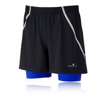 Ronhill Advance Twin Running Shorts