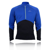 Ronhill Trail Long Sleeve Half Zip Running Top