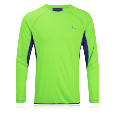 Ronhill Vizion Long Sleeve Running Top picture 1