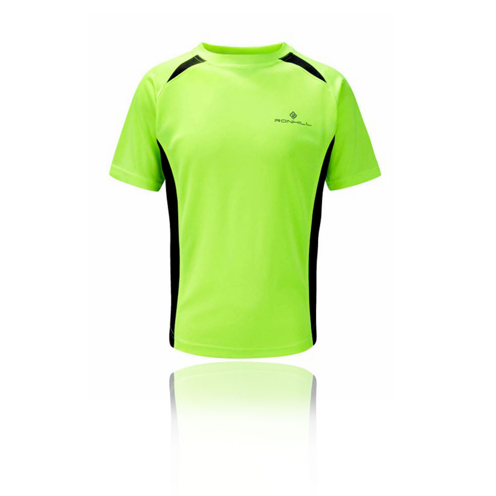 Ronhill Junior Pursuit Short Sleeve Running T-Shirt