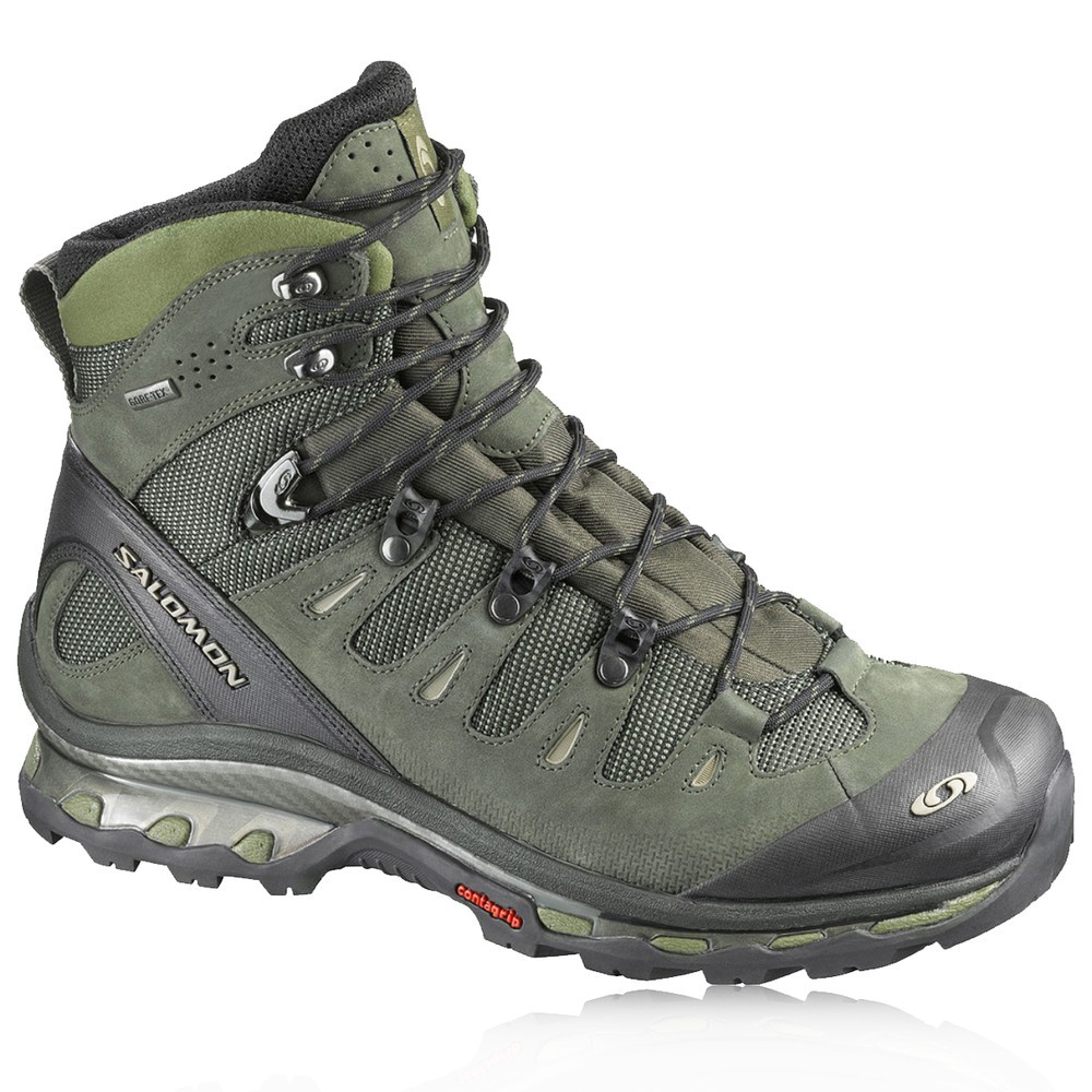 Salomon Quest 4D GORE TEX Waterproof Trail Walking Boots