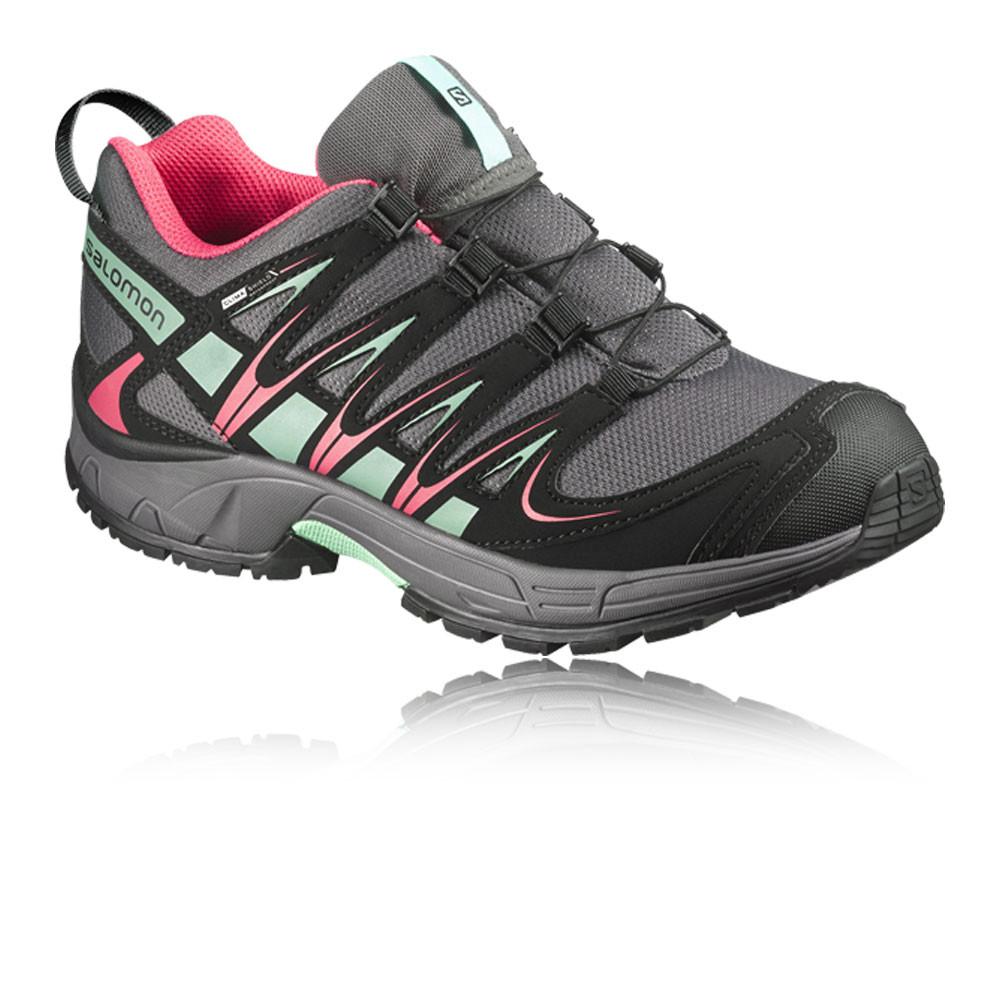 Salomon Junior XA Pro 3D CSWP Trail Running Shoes - AW15