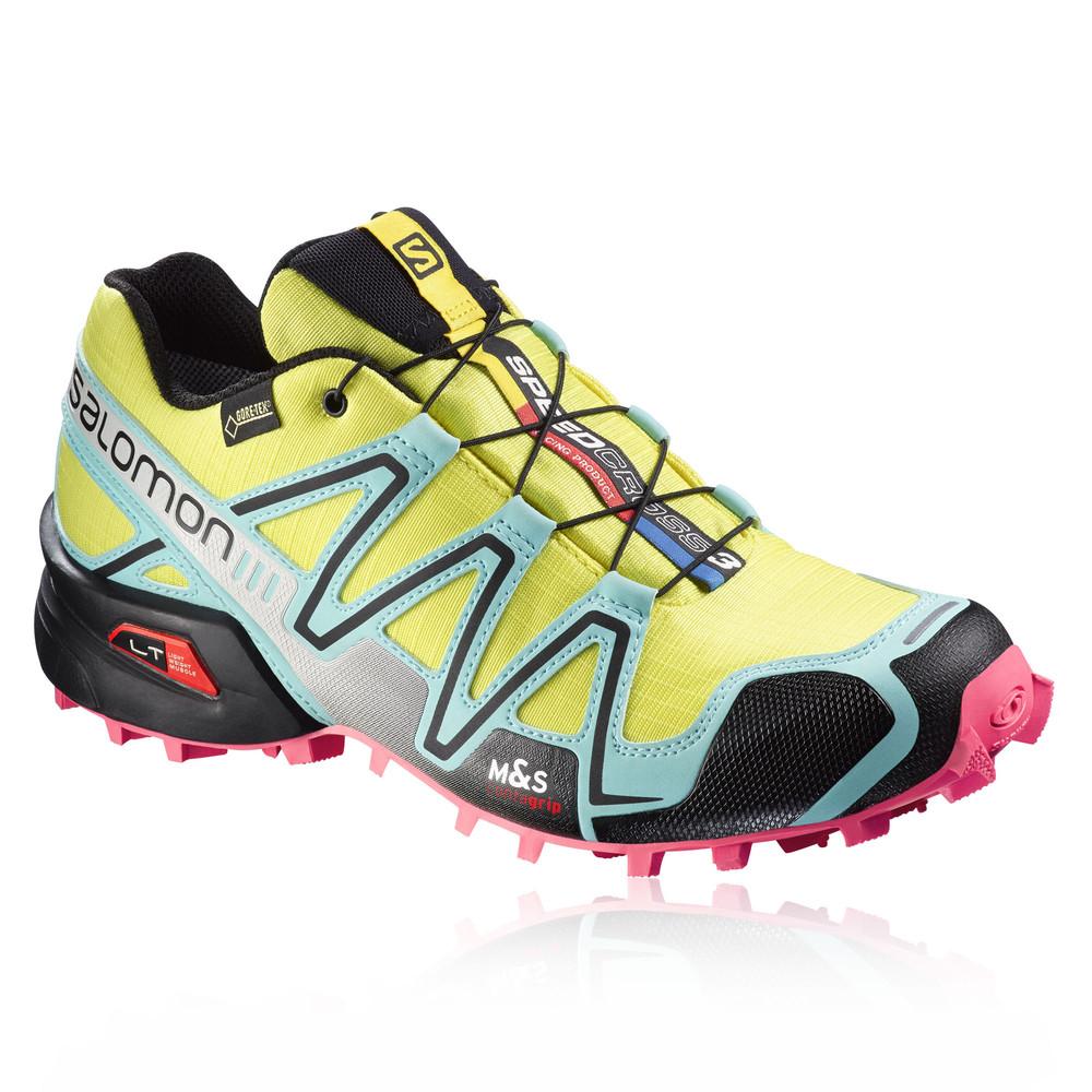 Salomon Speedcross 3 GTX Women's Trail Running Shoe
