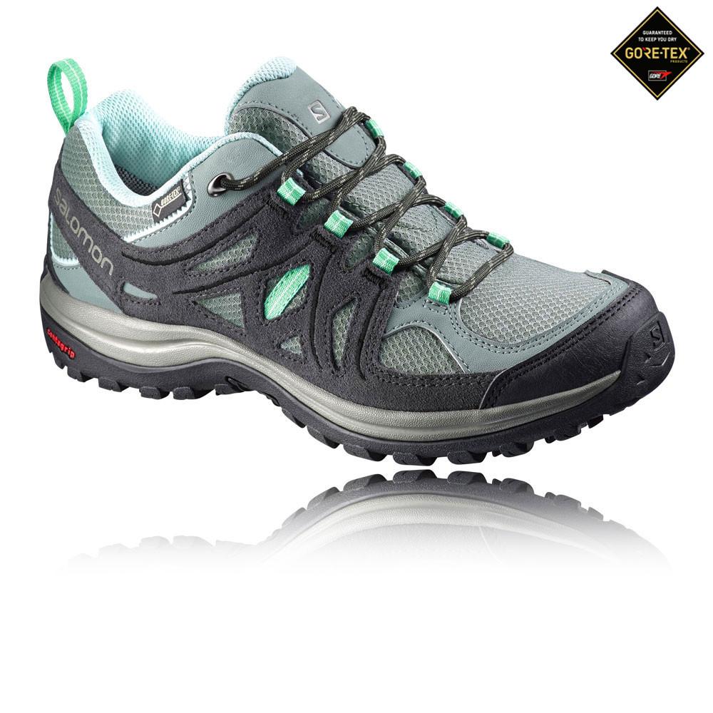 Salomon Ellipse  Gtx Women S Walking Shoes Ss