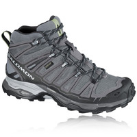 Salomon Lady X Ultra Mid GORE-TEX Waterproof Trail Walking Boots