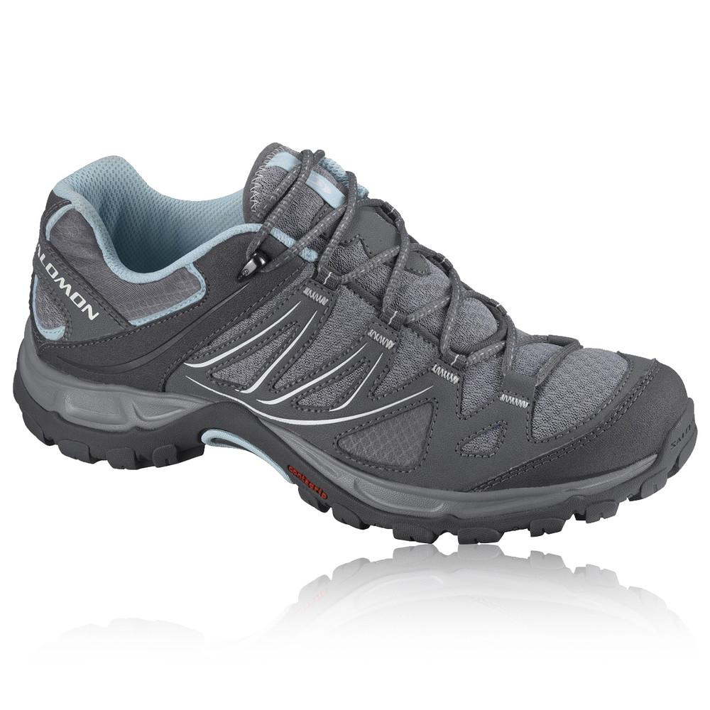 salomon ellipse aero s trail walking shoes aw15