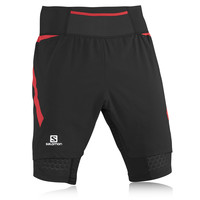 Salomon S-Lab Exo Compression Twinskin Running Shorts