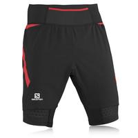 Salomon S-Lab Exo Compression Twinskin Running Shorts