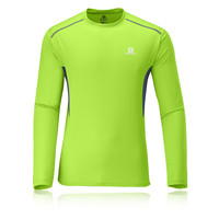 Salomon Trail Long Sleeve Running Top