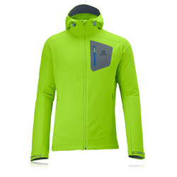 Salomon Parmelan Softshell Outdoor Jacket