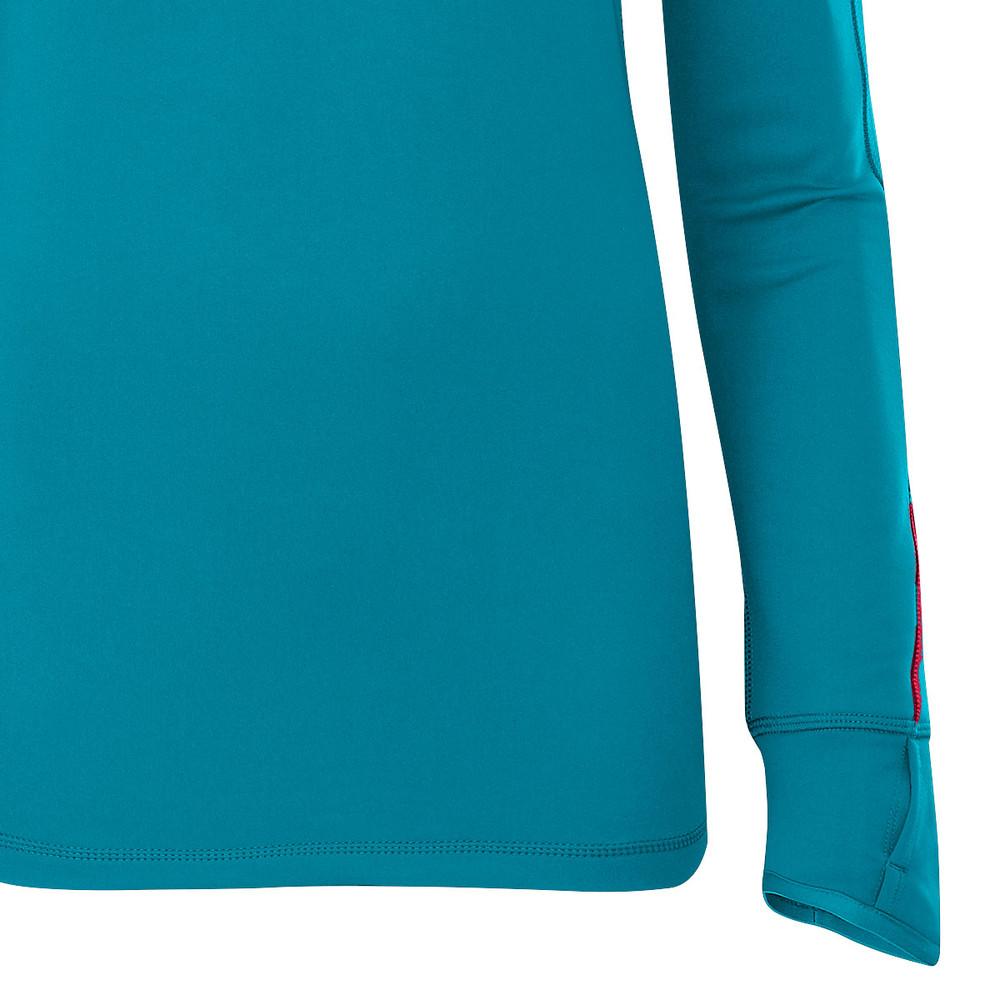Salomon Swift Midlayer Women's Long Sleeve Hooded Running Top