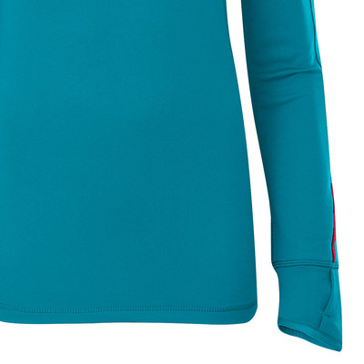 Salomon Swift Midlayer Women's Long Sleeve Hooded Running Top picture 3