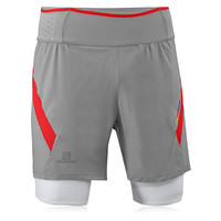Salomon S-Lab Exo Twinskin Running Shorts