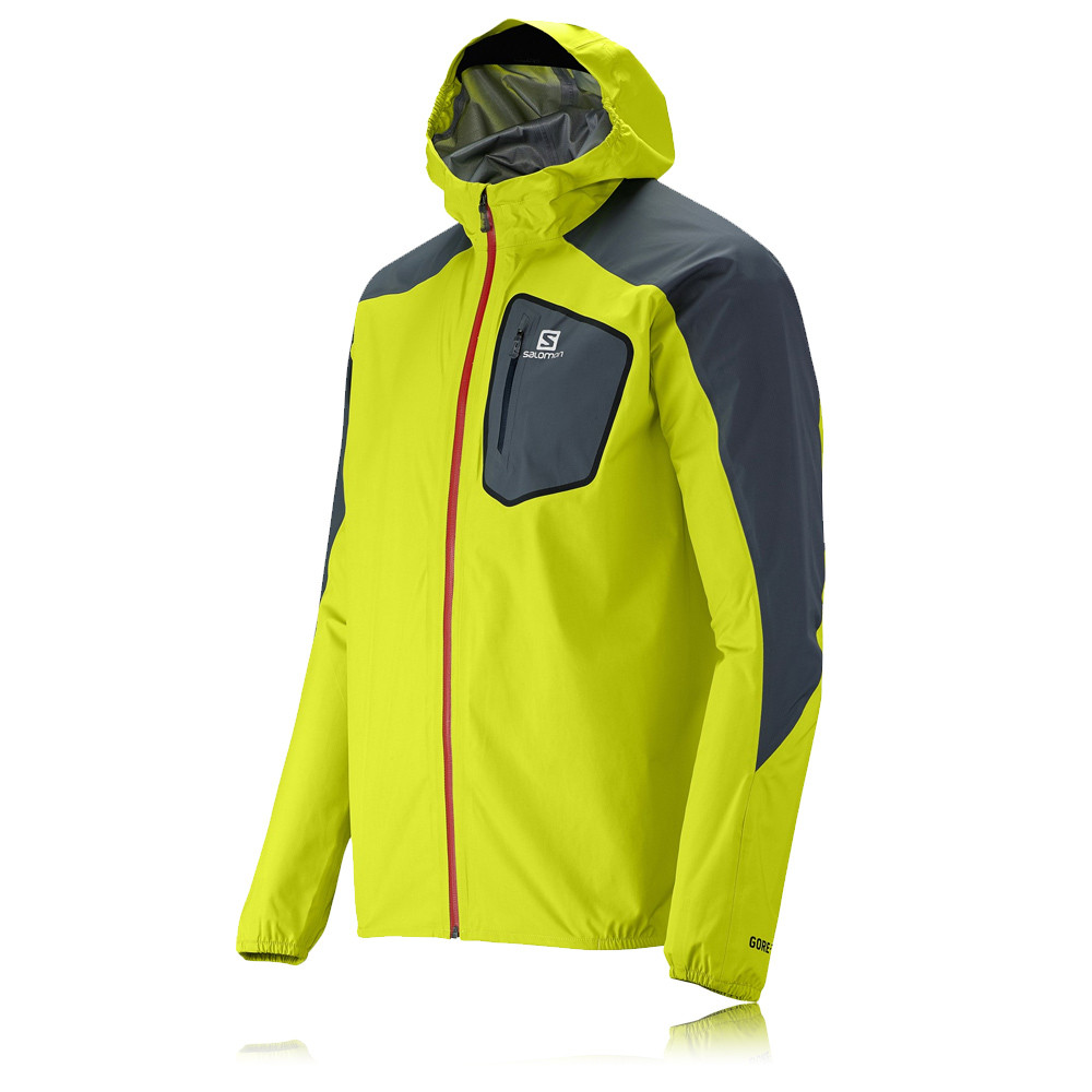 Salomon GORE-TEX Active Shell Running Jacket