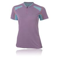 Salomon Ultra Trail Women's Half-Zip Short Sleeve Running T-Shirt