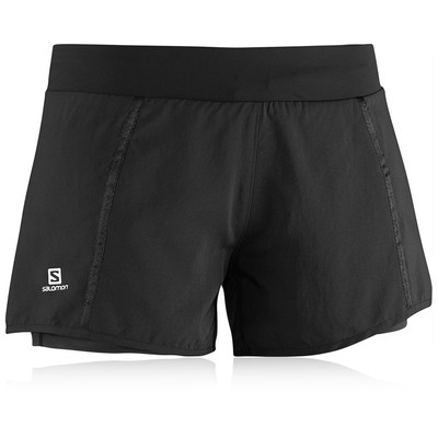 Salomon Park Women's 2-In-1 Running Shorts picture 1