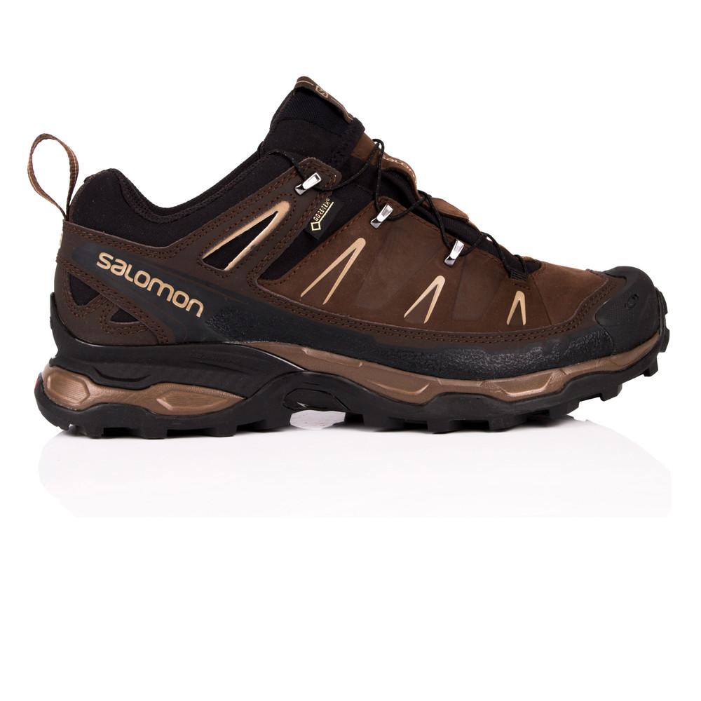 salomon x ultra ltr gtx trail walking shoes 25