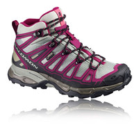Salomon X Ultra Mid GTX Women's Trail Walking Shoes