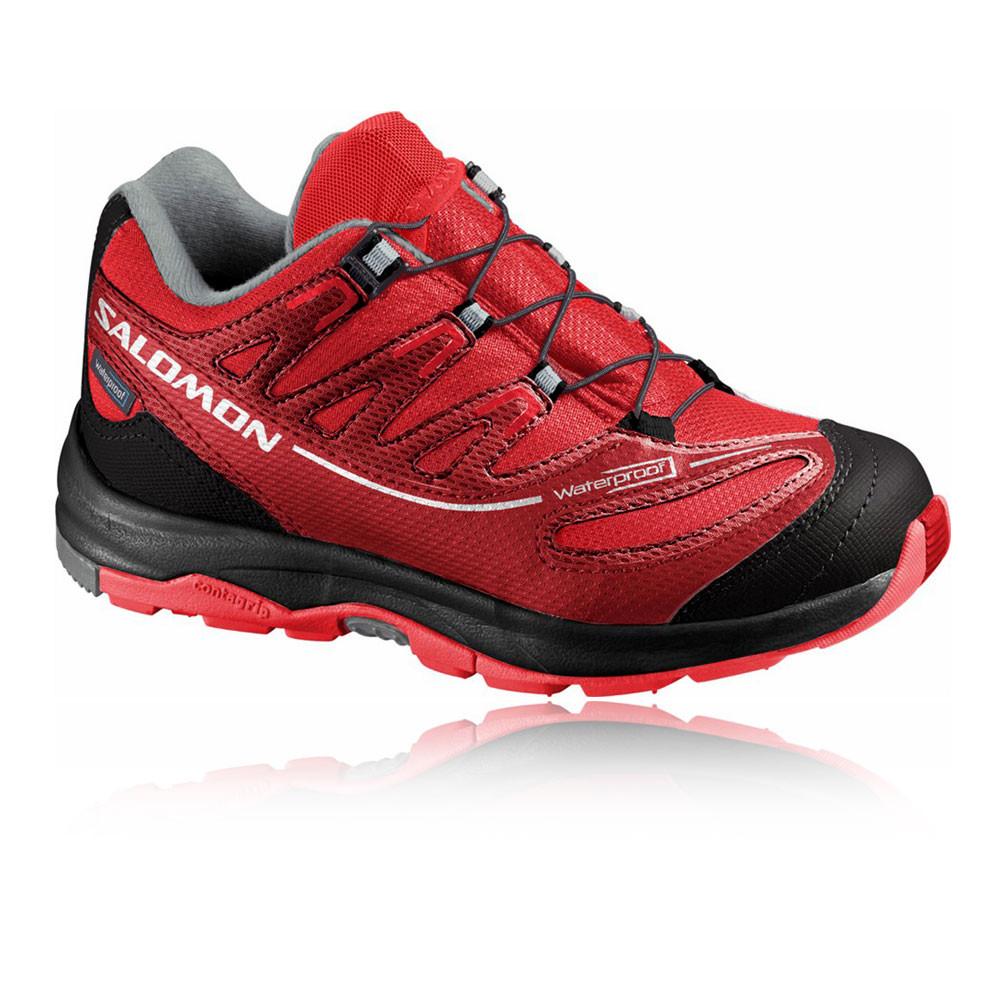 Salomon Junior XA Pro 2 Waterproof Running Shoes