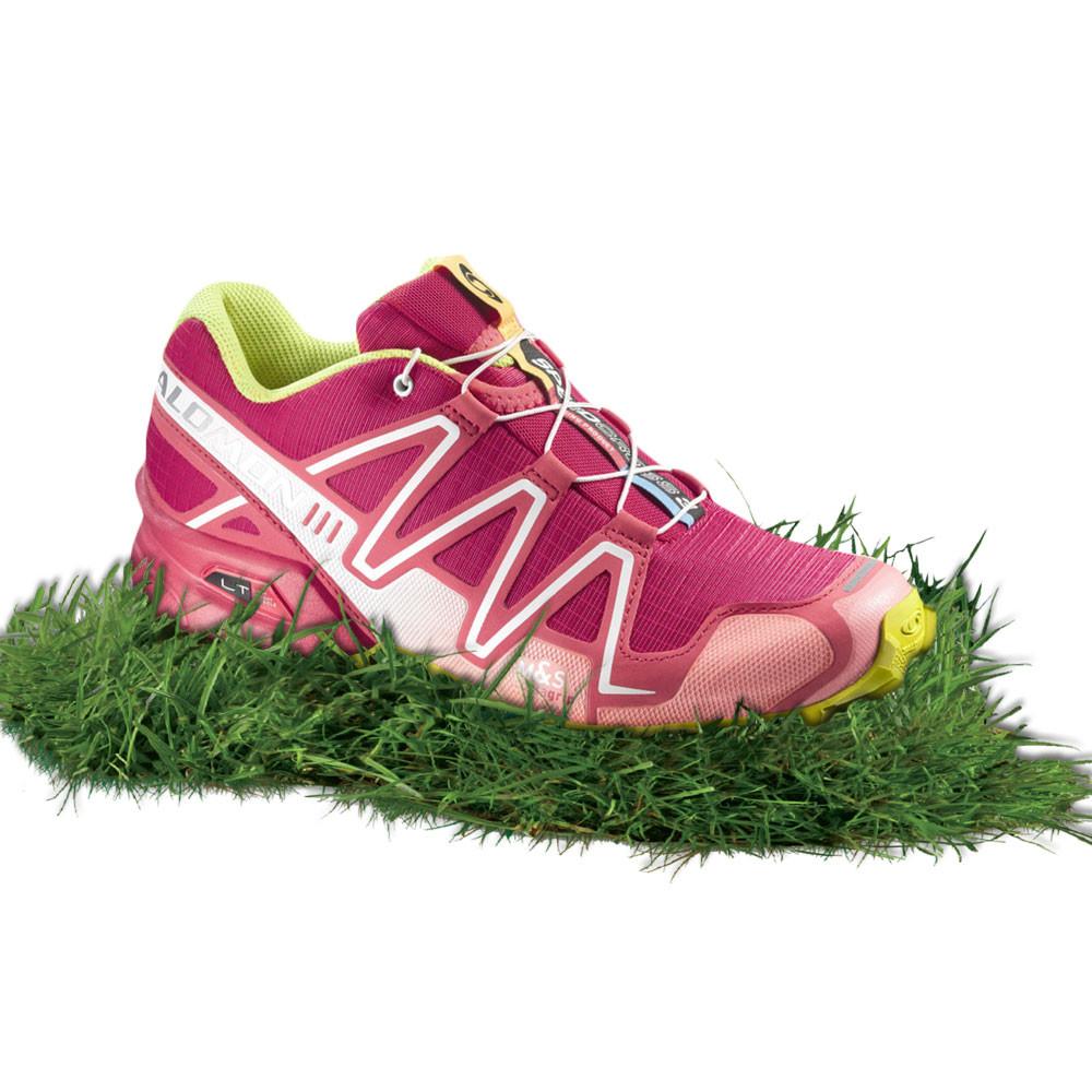Salomon Speedcross 3 Women's Trail Running Shoes - SS15