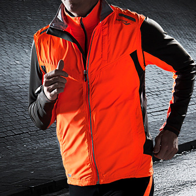 Saucony ViZiPRO Epic Running Gilet picture 2