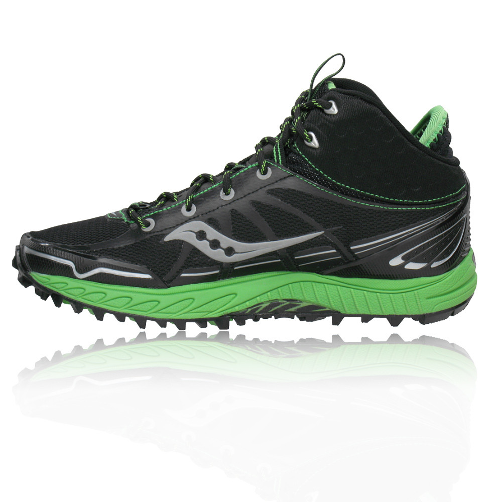 Saucony Lady ProGrid Outlaw Waterproof Trail Running Shoes