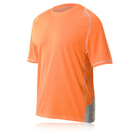 Saucony Vortex ViZipro Short Sleeve T-Shirt
