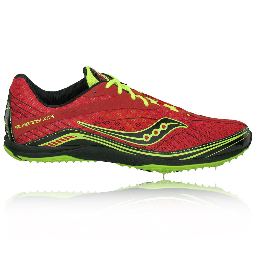 Saucony Kilkenny XC4 Cross Country Running Spikes - 50% Off