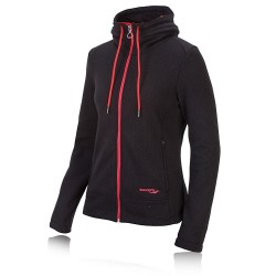 General Clothing  Saucony Lady Vertis EX Fleece Hooded Jacket