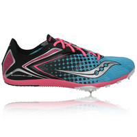 Saucony Lady Endorphin LD3 Long Distance Running Spikes