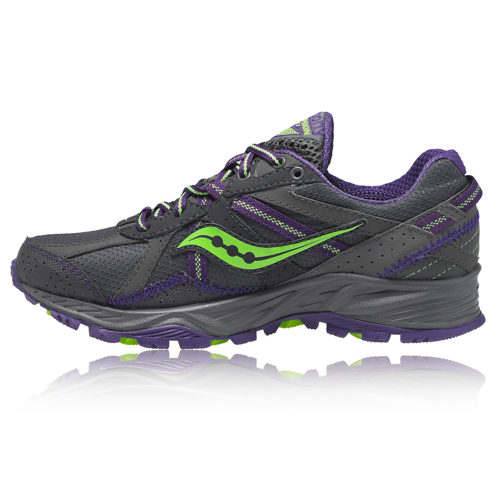 Grid Ref Finder >> Saucony Grid Excursion TR 7 Women's GORE-TEX Waterproof Trail Running Shoes - 63% Off ...