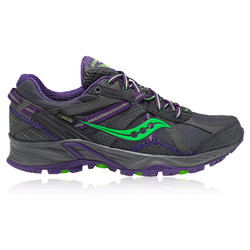 Saucony Grid Excursion TR 7 Women&39s GORETEX Waterproof Trail Running Shoes