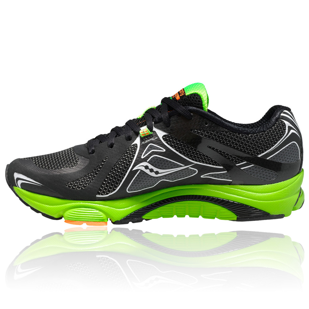 saucony mirage 4 mens grey road running support sports