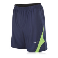 Saucony Interval 2-In-1 Running Shorts