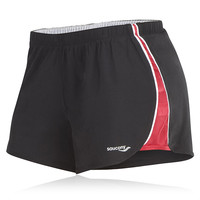 Saucony Run Lux Women's Printed Running Shorts