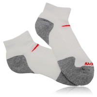 Saucony Ultra Cushioned Anklet Running Socks