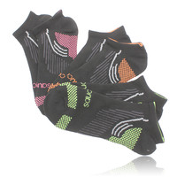 Saucony River Micro Running Socks (3 Pack)