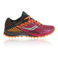 Saucony Peregrine 4 Women's Trail Running Shoes - AW14