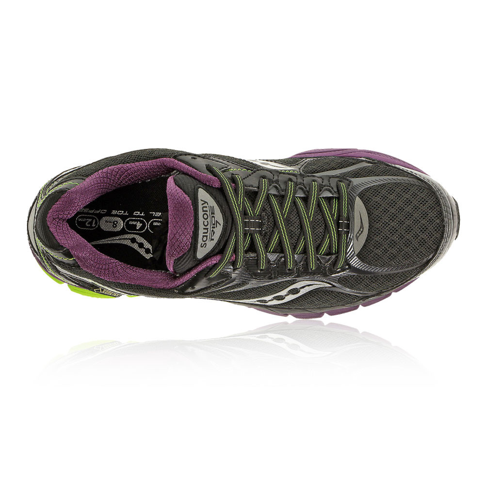 Saucony Ride 7 Women's Gore-Tex Running Shoes - SS15