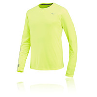 Saucony Velocity Long Sleeve Running Top - AW14