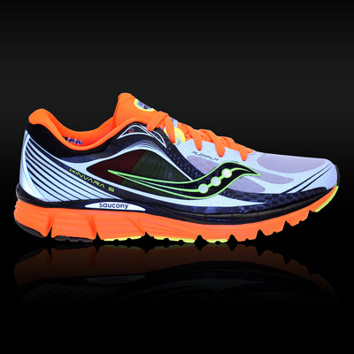 Saucony Kinvara 5 Viziglo Running Shoes picture 6