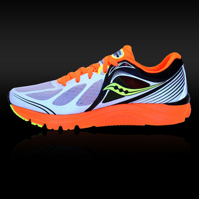 Saucony Kinvara 5 Viziglo Running Shoes picture 8