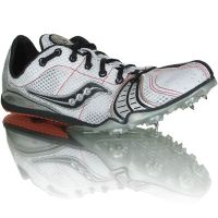 Saucony Endorphin Middle Distance Running Spikes