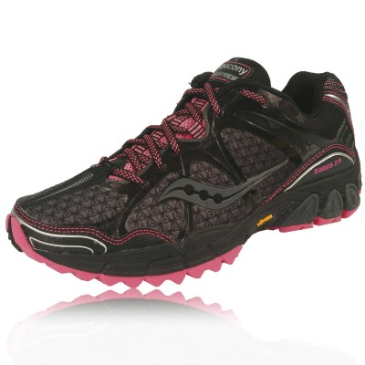 Saucony Womens Running Shoes on Saucony Lady Progrid Xodus 2 0 Trail