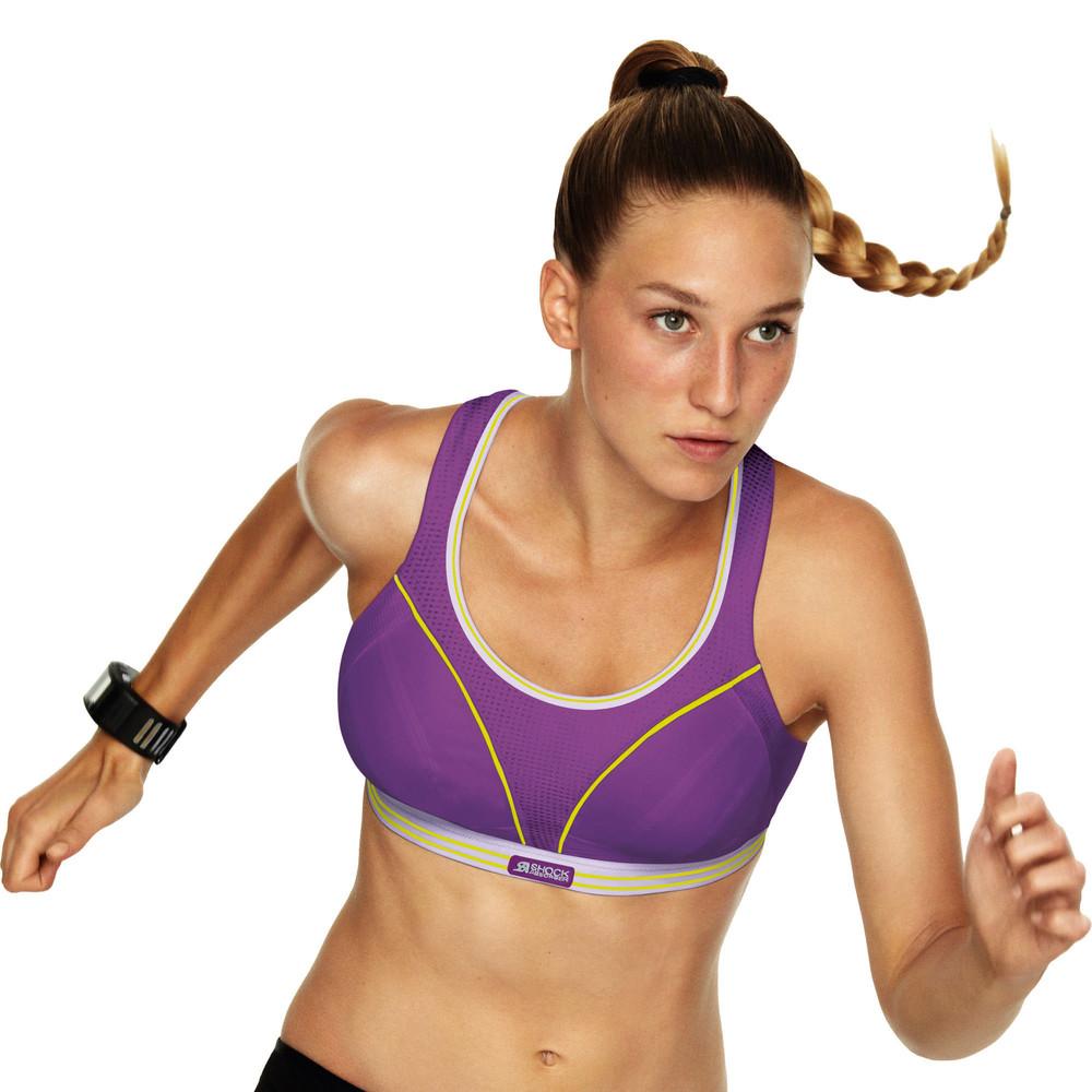 ULTIMATE RUN Femmes BRA Brassière De Sport Gym Running Top Haut